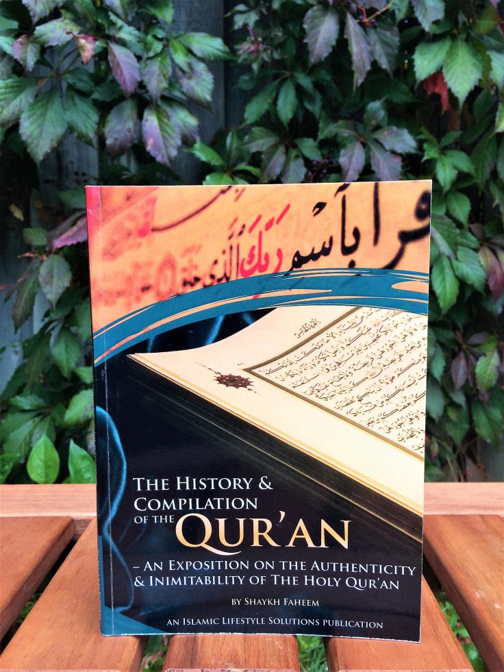 History and Compilation of Quran book